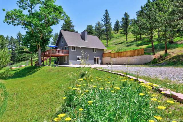 6836 Olde Stage Road, Boulder, CO 80302 (#5942025) :: Finch & Gable Real Estate Co.