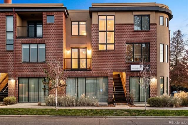 2700 E Louisiana Avenue #202, Denver, CO 80210 (MLS #5943007) :: Neuhaus Real Estate, Inc.