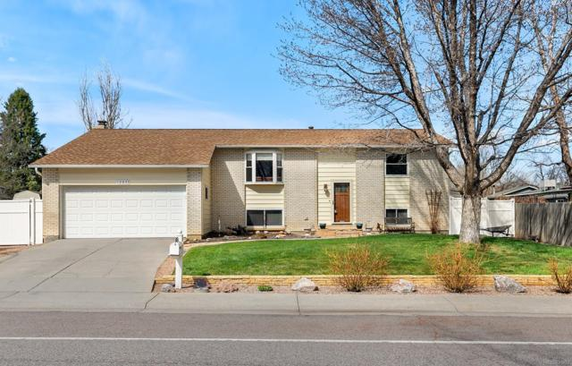 12033 W 71st Avenue, Arvada, CO 80004 (#5943388) :: The Healey Group