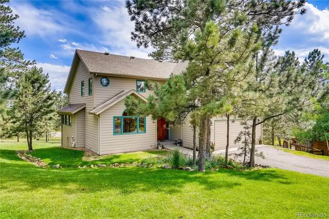 31346 Burn Lane, Evergreen, CO 80439 (#5944494) :: Compass Colorado Realty