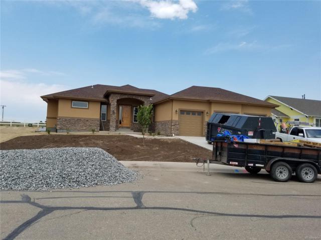 1937 Trail Blazer Roads, Fort Lupton, CO 80621 (MLS #5944940) :: 8z Real Estate