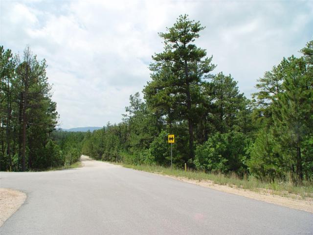 1469 Gore Drive, Larkspur, CO 80118 (MLS #5947800) :: 8z Real Estate