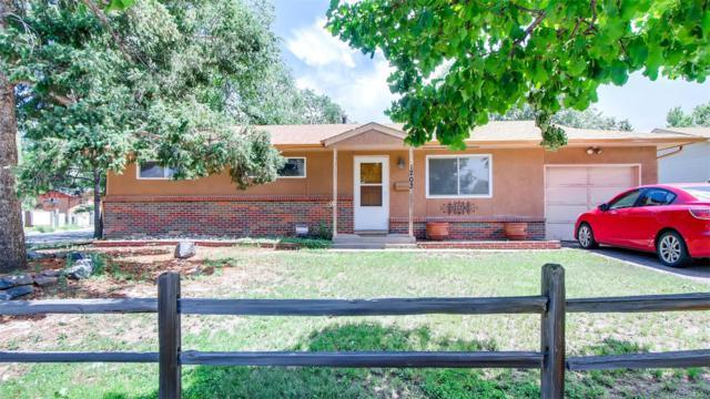 1203 Rainier Drive, Colorado Springs, CO 80910 (MLS #5949349) :: 8z Real Estate