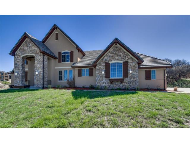 9840 Sara Gulch Circle, Parker, CO 80138 (MLS #5950223) :: 8z Real Estate