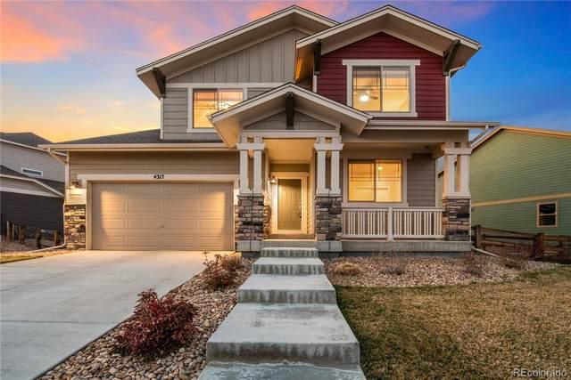 4317 Lyric Falls Drive, Loveland, CO 80538 (#5950365) :: Mile High Luxury Real Estate