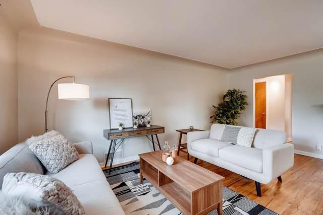 747 Clermont Street, Denver, CO 80220 (MLS #5951563) :: 8z Real Estate