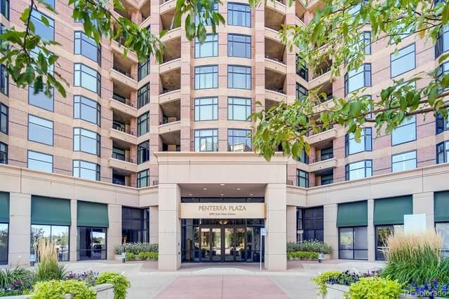 8100 E Union Avenue #206, Denver, CO 80237 (#5951607) :: Wisdom Real Estate
