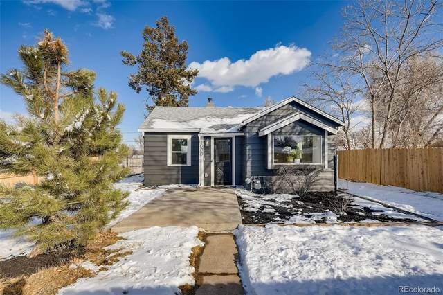 1000 S Perry Street, Denver, CO 80219 (#5953385) :: Hudson Stonegate Team
