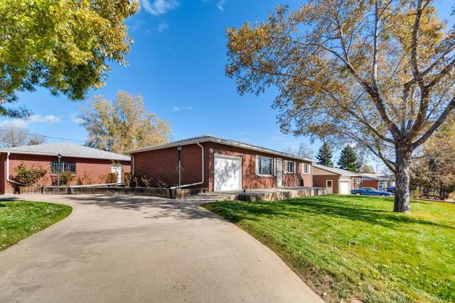 12377 W Mississippi Avenue, Lakewood, CO 80228 (#5953482) :: The Heyl Group at Keller Williams