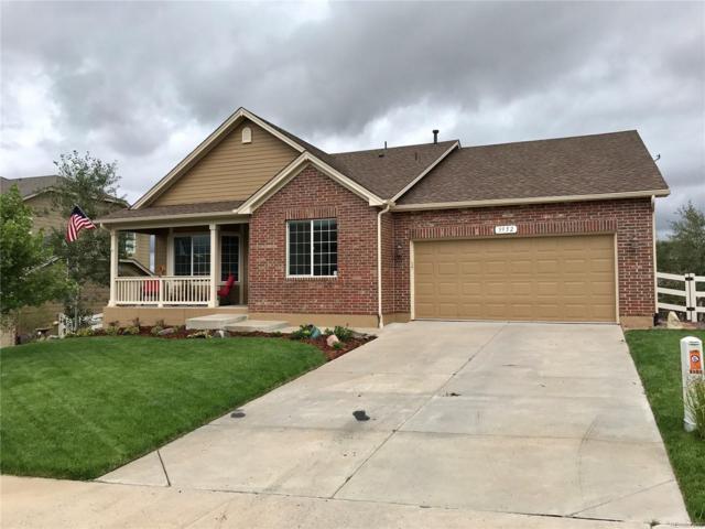 3952 Heatherglenn Lane, Castle Rock, CO 80104 (MLS #5958455) :: 8z Real Estate
