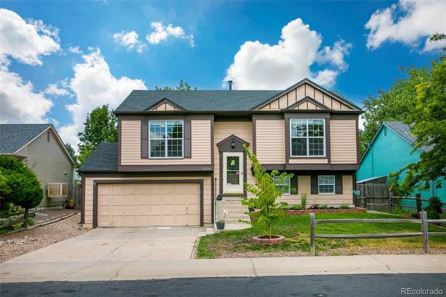 11516 W 102nd Place, Westminster, CO 80021 (#5958511) :: James Crocker Team
