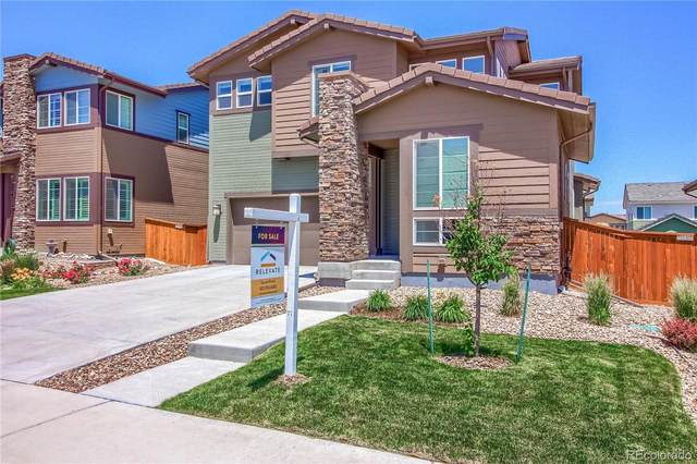 14433 Mosaic Drive, Parker, CO 80134 (#5958835) :: The HomeSmiths Team - Keller Williams