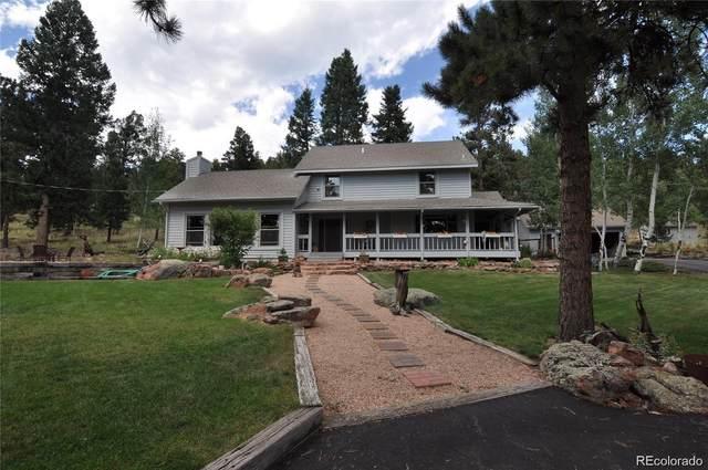 2097 Vigilante Avenue, Bailey, CO 80421 (MLS #5960115) :: 8z Real Estate