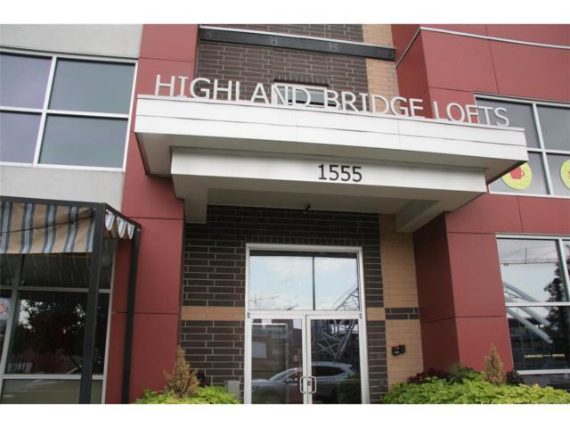 1555 Central Street #208, Denver, CO 80211 (MLS #5960553) :: 8z Real Estate