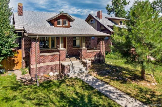 463 S Emerson Street, Denver, CO 80209 (#5961794) :: Berkshire Hathaway Elevated Living Real Estate