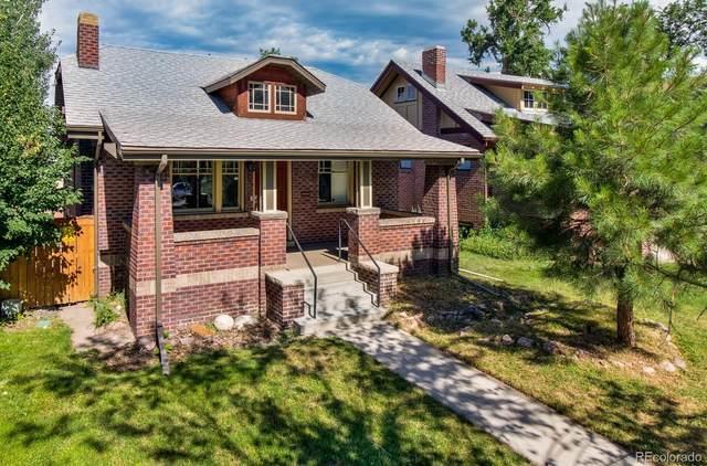 463 S Emerson Street, Denver, CO 80209 (MLS #5961794) :: 8z Real Estate