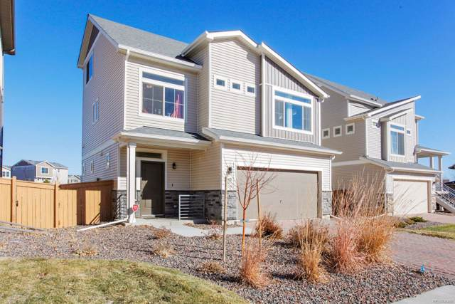 10495 Truckee Street, Commerce City, CO 80022 (#5962341) :: The Peak Properties Group