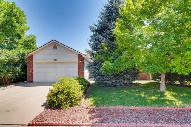 204 S Quentine Avenue, Milliken, CO 80543 (MLS #5964379) :: 8z Real Estate