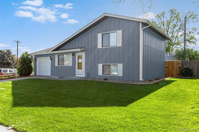 2820 16th Avenue, Greeley, CO 80631 (#5967765) :: The Brokerage Group