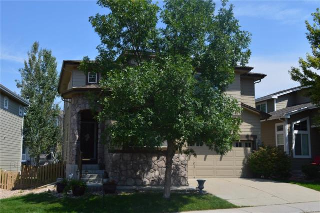 3135 Kedleston Avenue, Highlands Ranch, CO 80126 (#5970385) :: Structure CO Group