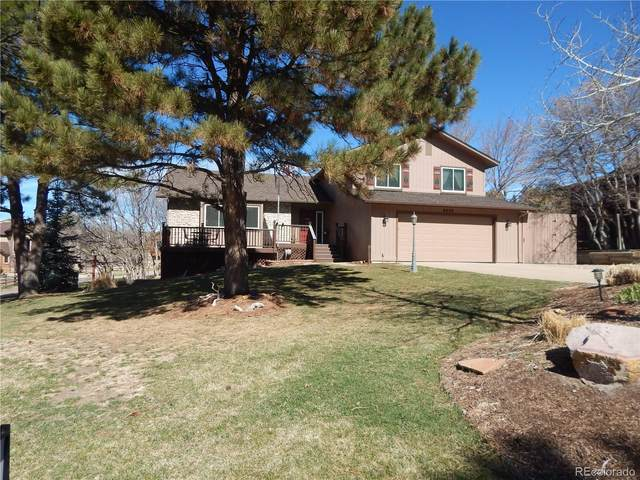 8049 Lakeshore Drive, Parker, CO 80134 (#5970575) :: My Home Team
