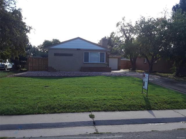 3330 Ash Street, Denver, CO 80207 (#5972509) :: The Peak Properties Group