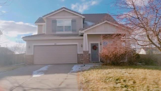 69 Falmouth Street, Castle Rock, CO 80104 (#5972555) :: The Peak Properties Group