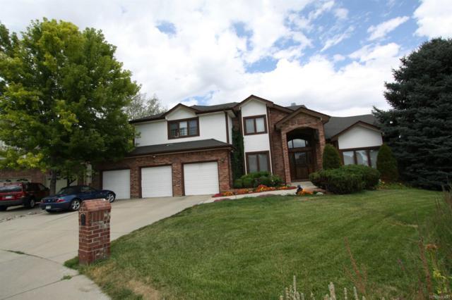 1106 Oakhurst Drive, Broomfield, CO 80020 (#5974508) :: The Peak Properties Group