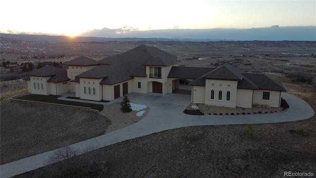 1291 Riva Rose Circle, Castle Rock, CO 80104 (#5975829) :: The Griffith Home Team