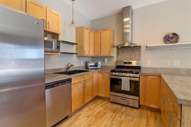 1440 Little Raven Street #103, Denver, CO 80202 (MLS #5976808) :: 8z Real Estate