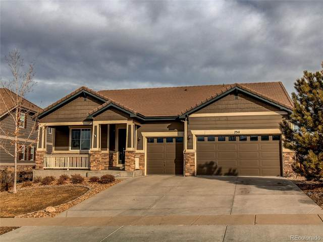 7511 S Jackson Gap Way, Aurora, CO 80016 (#5977882) :: Stephanie Fryncko | Keller Williams Integrity