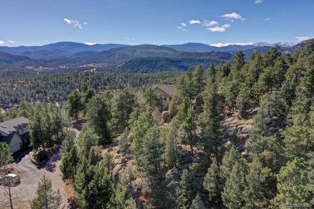 4094 S Alpine Drive, Evergreen, CO 80439 (MLS #5979964) :: Bliss Realty Group