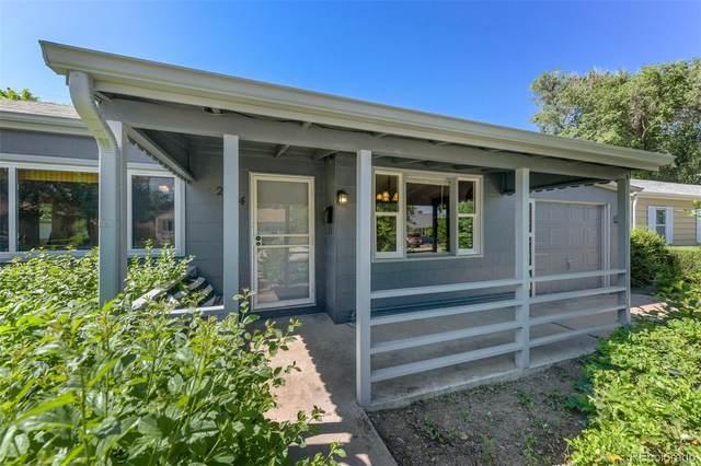 2134 W Arbor Avenue, Littleton, CO 80120 (#5981963) :: iHomes Colorado