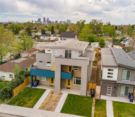 1812 W 46th Avenue, Denver, CO 80211 (MLS #5990421) :: 8z Real Estate