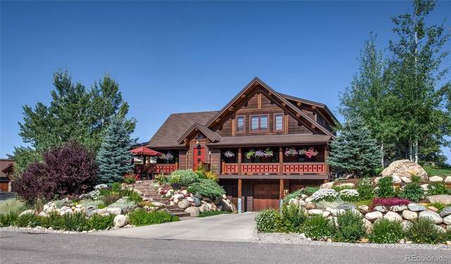 153 Telemark Court, Steamboat Springs, CO 80487 (#5992122) :: The Colorado Foothills Team | Berkshire Hathaway Elevated Living Real Estate