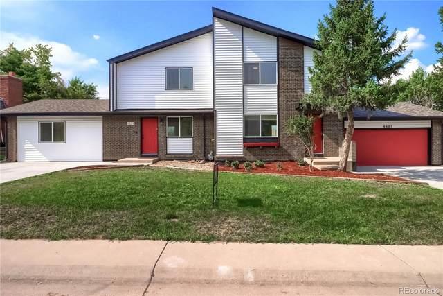 6627-6629 W Portland Avenue W, Littleton, CO 80128 (MLS #5992490) :: Find Colorado