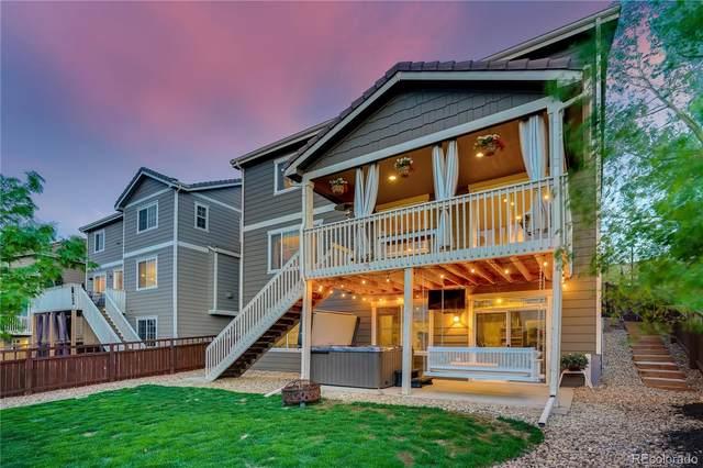 2841 Deerfoot Way, Castle Rock, CO 80109 (#5994686) :: Mile High Luxury Real Estate