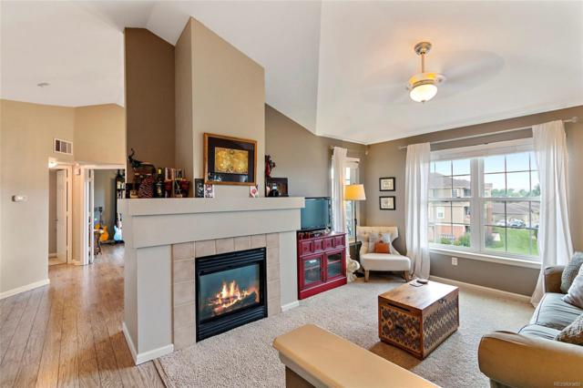 12818 Ironstone Way #302, Parker, CO 80134 (#5995625) :: The DeGrood Team
