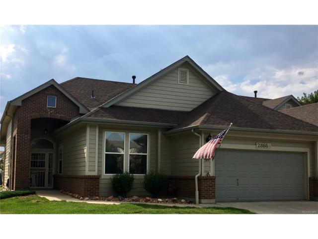 2866 W Riverwalk Circle A, Littleton, CO 80123 (MLS #5999607) :: 8z Real Estate