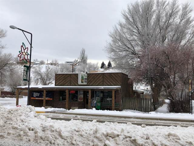 719 E Main Street, Rangely, CO 81648 (MLS #6002053) :: 8z Real Estate