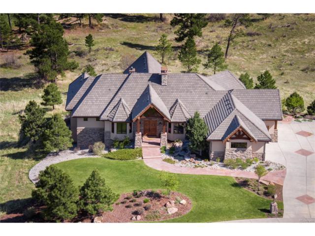 9296 Windhaven Drive, Parker, CO 80134 (MLS #6002176) :: 8z Real Estate