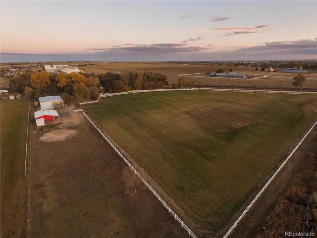 14587 N 115th Street, Longmont, CO 80504 (MLS #6005620) :: Clare Day with Keller Williams Advantage Realty LLC