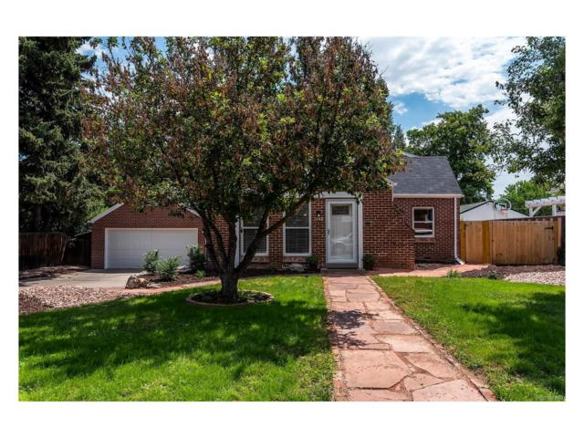 1058 Jasmine Street, Denver, CO 80220 (MLS #6012241) :: 8z Real Estate
