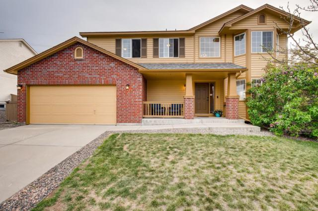 1351 Rosedale Street, Castle Rock, CO 80104 (#6013435) :: The HomeSmiths Team - Keller Williams