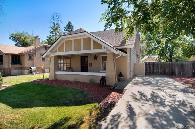 2280 S Lincoln Street, Denver, CO 80210 (MLS #6015538) :: 8z Real Estate