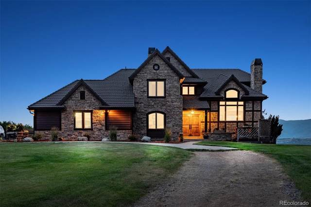 3944 Christy Ridge Road, Sedalia, CO 80135 (#6016523) :: Berkshire Hathaway HomeServices Innovative Real Estate