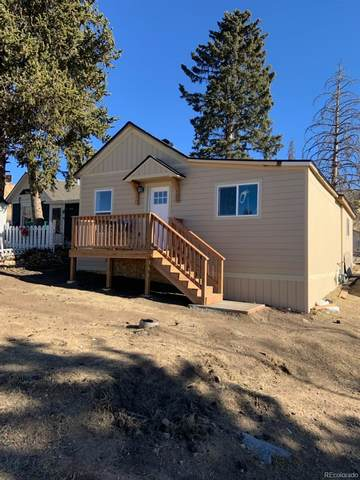 412 Main Street, Cripple Creek, CO 80813 (#6016696) :: HomeSmart