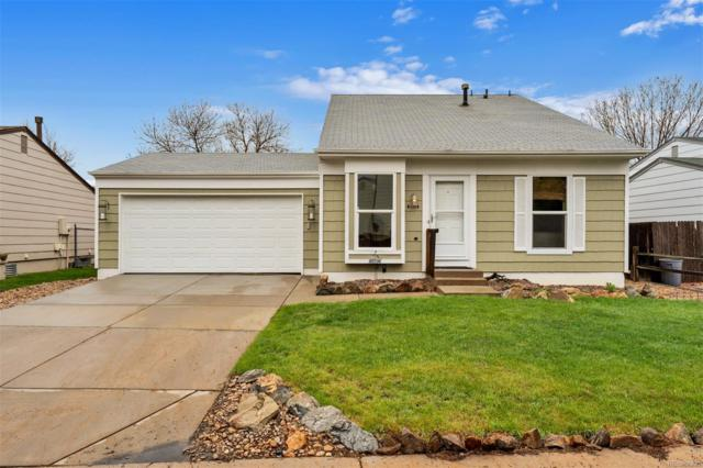 8919 Prickly Pear Circle, Parker, CO 80134 (#6018490) :: The DeGrood Team