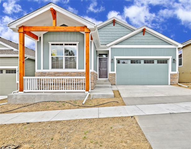 11616 Colony Loop, Parker, CO 80138 (#6021144) :: HomePopper