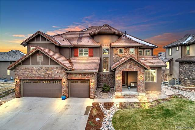 771 Braesheather Place, Highlands Ranch, CO 80126 (#6026757) :: Chateaux Realty Group